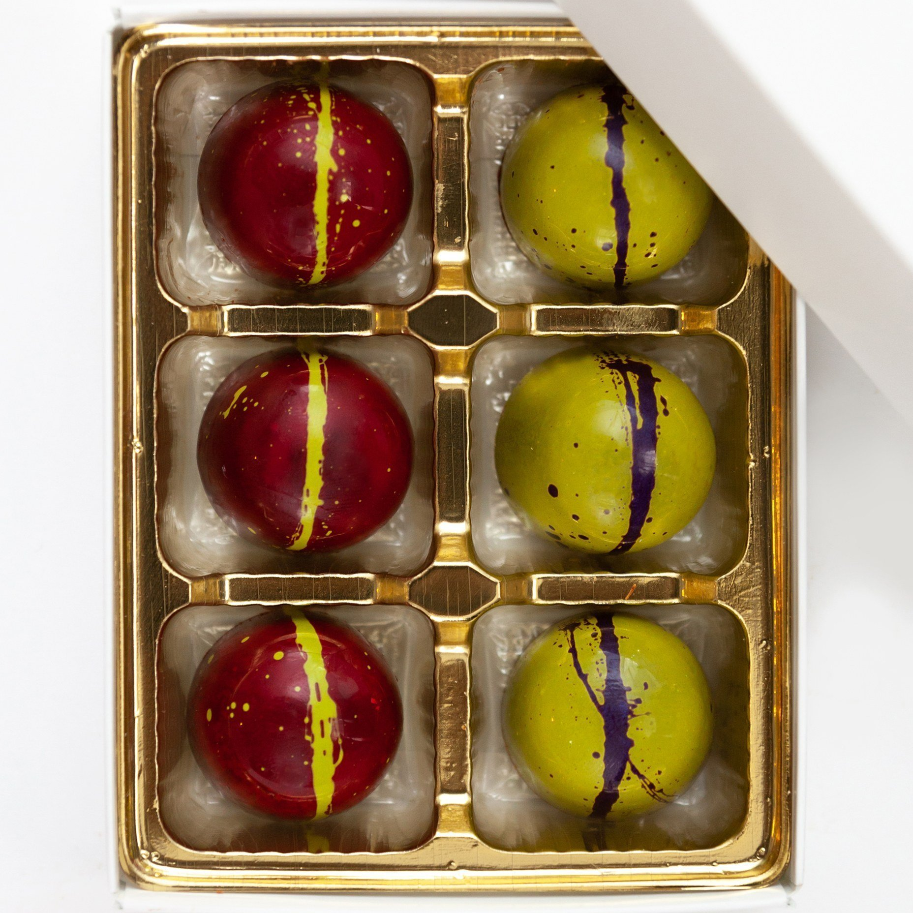 6 Piece Bonbon Assorted Box